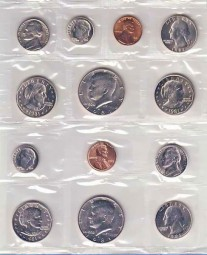 Uncirculated Mint Sets, Collectible Mint Condition Coins (1948-Present) (1948-Present)