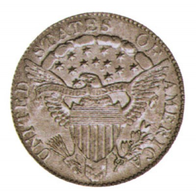 Draped Bust Dimes, Heraldic Eagle Reverse (1798-1807)