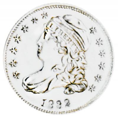 Liberty Cap Dimes, Reduced Size (1828-1837)
