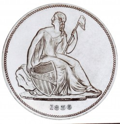 Gobrecht, Early Silver Dollars (1836-1839)