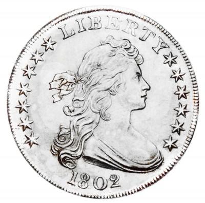 Draped Bust Dollars, Heraldic Eagle (1798-1804)