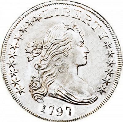 Draped Bust Dollars, Small Eagle (1795-1798)