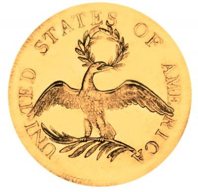 Liberty Cap Gold Eagle, Small Eagle (1795-1797)