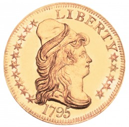 Capped Bust Half Eagle, Heraldic Eagle Reverse (1795-1807)