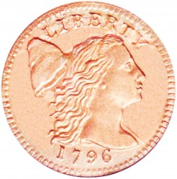 Liberty Cap, Early Copper Penny (1793-1796)