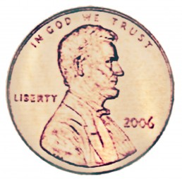 Lincoln Memorial Cent, Copper Plated Zinc Penny (1982-Present)