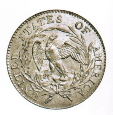 Draped Bust Dimes, Small Eagle Reverse (1796-1797)