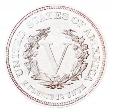 Liberty Five Cents, Liberty Head