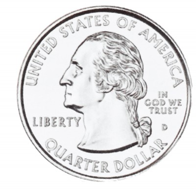 Washington, 50 State Quarters Program (1999-2008)