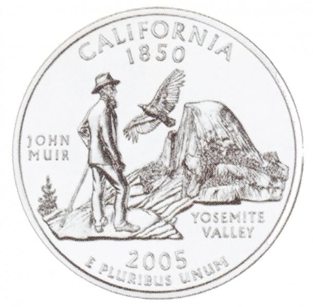 Washington 50 State Quarters Program 1999 2008