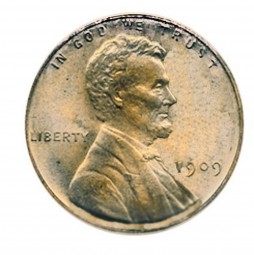 Lincoln Wheat Cent, Bronze Composite Penny (1909-1958)
