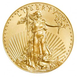 Gold American Eagle, $50 One Ounce Gold (1986-Present)