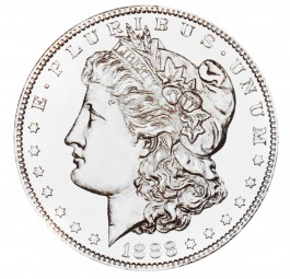 Morgan, Early Silver Dollars (1878-1921)