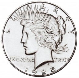Peace, Early Silver Dollars (1921-1935)