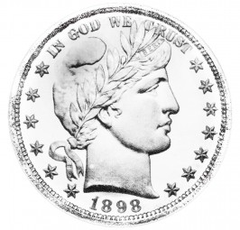 Barber, Early Silver Half Dollars (1892-1915)