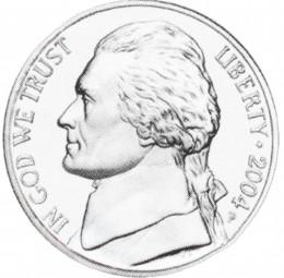 Jefferson Five Cents, Westward Journey Series (2004-2006)
