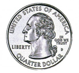 Washington, District of Columbia and US Territories Quarters (2009)